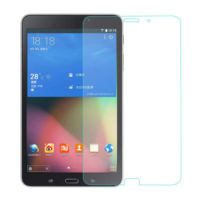 Angibabe Screen Protector for Samsung Tab 4 8.0 T330 - Transparent