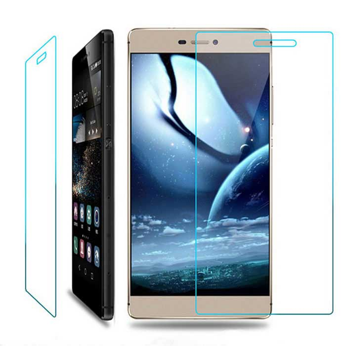 ASLING 0.26mm Arc 9H Hardness Practical Tempered Glass Screen Protector for Huawei P8 - Transparent
