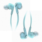 Xiaomi 3.5mm Earphone w/ Mic for Xiaomi, IPHONE - Glacier Blue (2PCS)