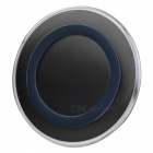 QI Standard Wireless Charger Charging Pad for Samsung Galaxy S6 / S6 Edge / Nexus 6 – Black
