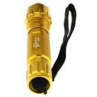 Ultrafire WF-501B 8-Mode 800lm T6 LED Memory Flashlight - Golden