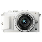 Genuine Olympus E-PL6 with 14-42mm Kit in Twin Kit box - White