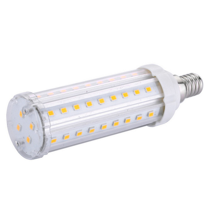 E14 15W LED Corn Light Bulb Warm White Light 58-5630 SMD LED 1250lm