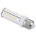E27 9W LED Corn Bulb Lamp Warm White Light 3000K 800lm 26-SMD
