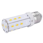E27 7W LED Corn Light Bulb Warm White Light 20-5630 SMD 620lm 3000K (AC 100~240V)