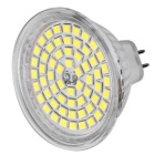 MR16 5W LED Spotlight Bulb White Light 6000K 450lm 60-SMD 2835 (AC 220~240V )