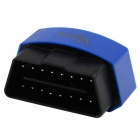 Vgate Bluetooth 3.0 V2.1 Vehicle OBD-II Code Scanner - Blue + Black