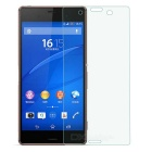 FineSource Clear Tempered Glass Screen Guard Protector for Sony Xperia Z3 - Transparent