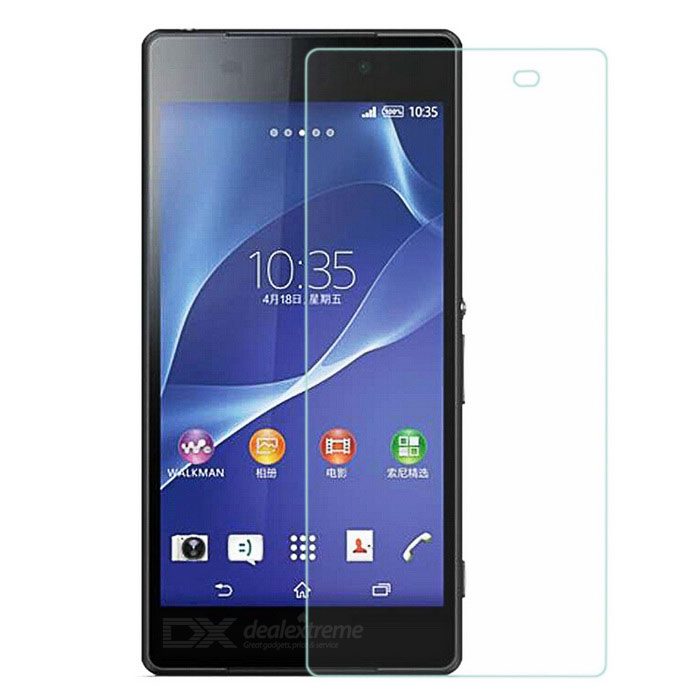 FineSource Clear Tempered Glass Film for Sony Xperia Z2 - Transparent