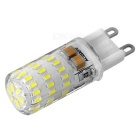 G9 3W LED Corn Lights White 6000K 200lm 45-SMD - White + Yellow (5PCS)