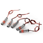 JR 12mm 5mW 650nm Red Laser Head (5 PCS / DC 3~4.2V)