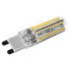G9 8W 300lm 3200K Warm White 104-SMD 3013 LED Light Source (5PCS)