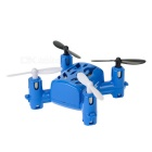 JJRC H2 Headless Mode One Key Return 2.4GHz 4-CH R/C Mini Quadcopter Toy - Blue
