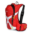 LOCAL LION bolsa de poliéster impermeable anti-rotura - rojo (15L)
