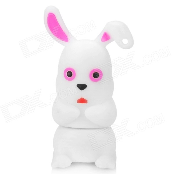 White Rabbit USB 2.0 Flash/Jump Drive (2GB)