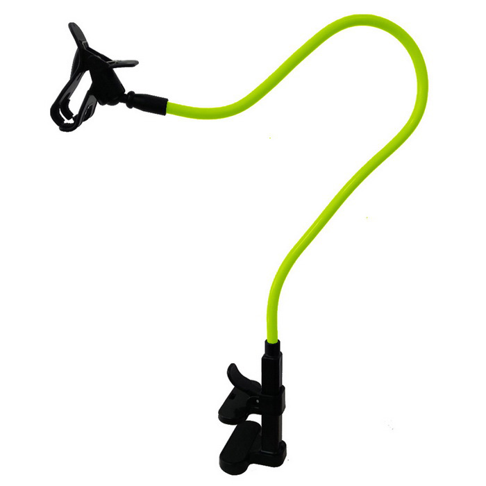 Brilink ST08 360o Rotary Handsfree Flexible Neck Phone Holder - Green