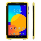 "MTK6572 Dual-Core Android 4.2.2 Tablet PC w/ 7.0"" TFT, 8GB ROM, Bluetooth 4.0 - Yellow"