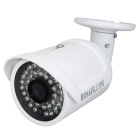HOSAFE 1MB2W 1.0MP 720P HD IP-camera w / nachtzicht - wit (eu stekker)