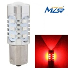 MZ 1156 11W 660lm 12-5630SMD + 1 XP-E Car LED Brake Light Red Light (12~24V)