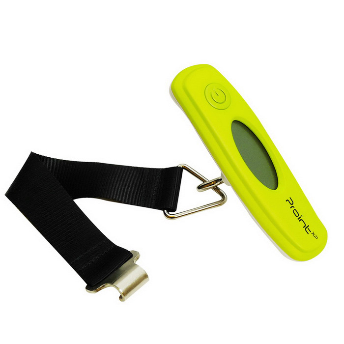 Prointxp HGS Digital Luggage Scale with Mini Size - Grass Green