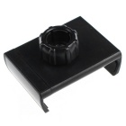 360 Angle Rotating Free Sucked Type Mobile Phone Stand Holder - Black