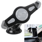 "Universal 360' Rotating Suction Cup Car Mount Holder Stand Bracket for 7~10.1"" Tablet PCs"