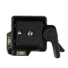 Quick Release Clamp w/ Quick Release Plate for Giottos MH630 Camera Mount