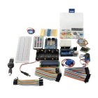 UNO R3 Starter Learning Kit for Arduino - Black (Works with Official Arduino Boards)