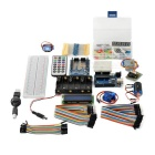UNO R3 Starter Learning Kit for Arduino - Blue (Works with Official Arduino Boards)