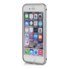 "Cwxuan Protective Aluminum Alloy Flip-Open Bumper Frame Set for IPHONE 6 4.7"" - Grey"
