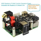 SupTronics X600 Expansion Board for Raspberry Pi 2 Model B / B+