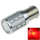 1156 / BA15S 7W 700lm 18*5630 + 1*XP-E LED Red Car Light (DC 12V)