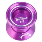 Magicyoyo N5 Aluminum Alloy Professional Yo-Yo Toy - Purple