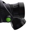 RichFire SF-657 3-Mode USB Telescopic Zoom LED Headlamp - Black