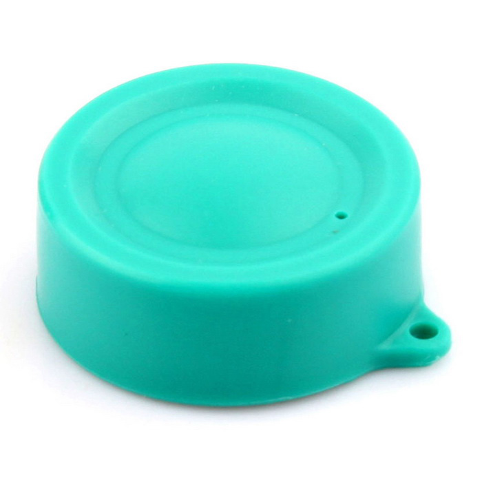 PANNOVO G-884 Camera Lens Cap Cover for Xiaomi Xiaoyi - Bluish Green