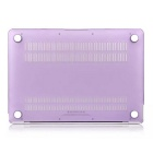 "Mr.northjoe PC Body Case + Keyboard Cover for MACBOOK 12"" - Purple"
