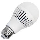JIAWEN E27 5W Cold White LED Ball Bulb 450lm 25-3528 SMD (AC 110~240V)