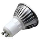 JIAWEN GU10 3W Dimmable 3-LED Spotlight Bulb Lamp Warm White 300lm