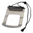 Outdoor PVC Touch Screen Phone Bag Pouch / Waterproof Case for Samsung & IPHONE & More - Grey