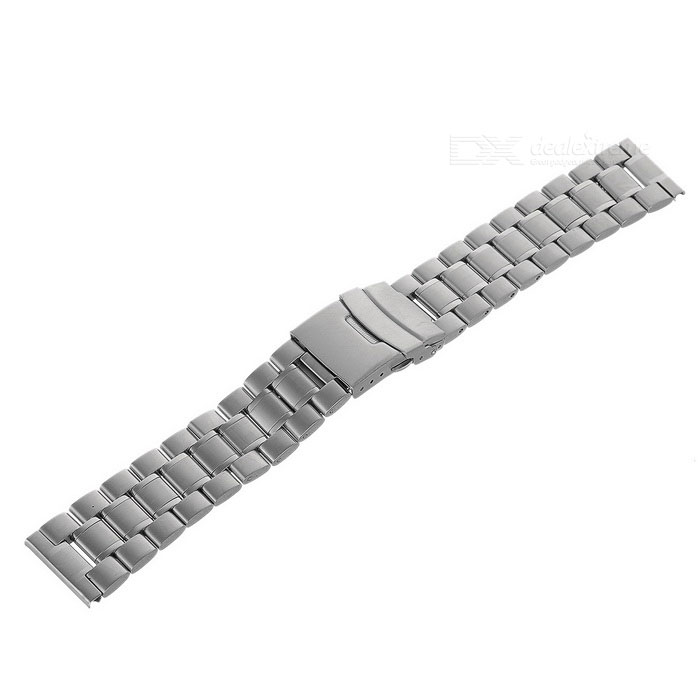 Stainless Steel Watch Band for APPLE WATCH 38mm - Silver