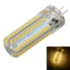 Marsing G4 6W LED Crystal Lamp Bulb Warm White Light 600lm 100-SMD