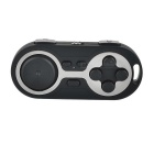 Bluetooth V3.0 Game Controller Self-Timer for IPHONE / Android - Black + Silver