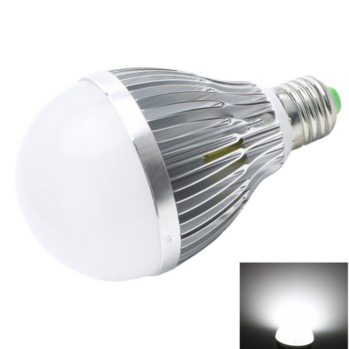 ZHISHUNJIA E27 18W LED Bulb Cold White 1400lm 36-SMD 5630 (AC 85~265V)E27<br>Form  ColorSilverColor BINCold WhiteMaterialAluminium alloyQuantity1 DX.PCM.Model.AttributeModel.UnitPower18WRated VoltageAC 85-265 DX.PCM.Model.AttributeModel.UnitConnector TypeE27Chip BrandOthers,N/AChip Type5630Emitter TypeLEDTotal Emitters36Theoretical Lumens1600 DX.PCM.Model.AttributeModel.UnitActual Lumens1400 DX.PCM.Model.AttributeModel.UnitColor Temperature6000KDimmableNoBeam Angle180 DX.PCM.Model.AttributeModel.UnitPacking List1 x Light bulb<br>
