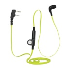 Walkie Talkie K-Type Earphone Set for Baofeng 888S / 5R / 5RE (4PCS)