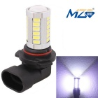 MZ 9005 16.5W LED Car Front Fog Lamp White Light 6500K 990lm 33-SMD