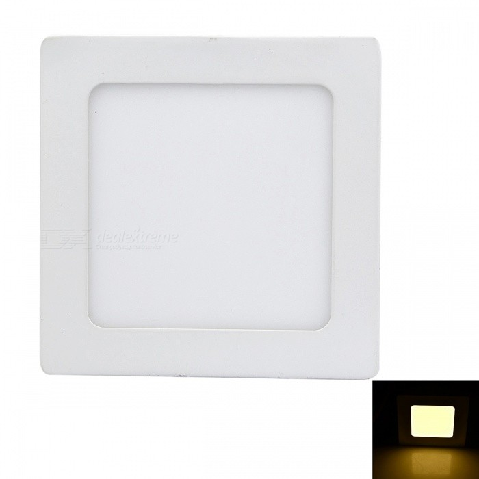 Marsing 12W LED Ceiling Panel Lamp Warm White 1200lm 60-SMD - White