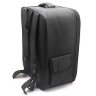 HJ Protective Shoulder Backpack Carrying Case Bag - Black