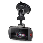 "3.0"" TFT 1080P 5.0MP 170 'coche DVR g-sensor - champán + color madera"