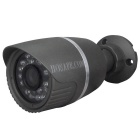 HOSAFE 1MB1G 1.0MP 720P HD Cámara IP con 24-IR-LED - negro (enchufe eu)