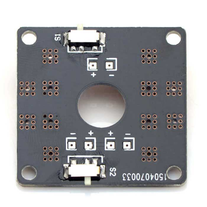 HJ QAV250 CC3D Flight Controller Mini Power Distribution Board